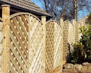 Mesh & Panels Perimeter Fence Installation 3