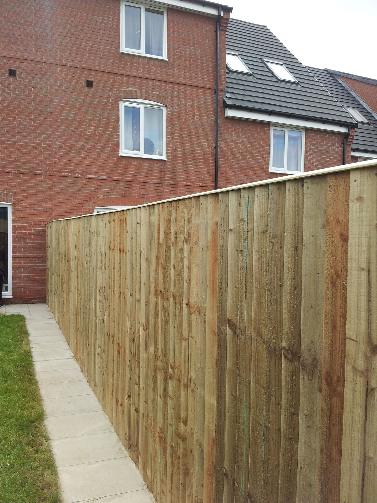 Residential Fencing & Landscaping In Bradford 3