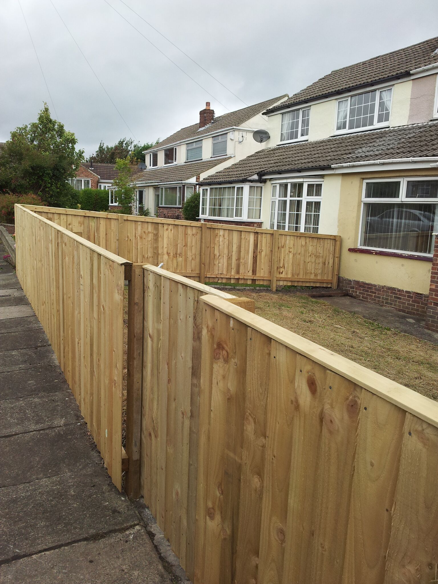 Residential Fencing & Landscaping In Bradford 5