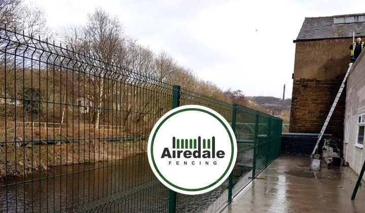 Perimeter Fencing Choose The Right One 3