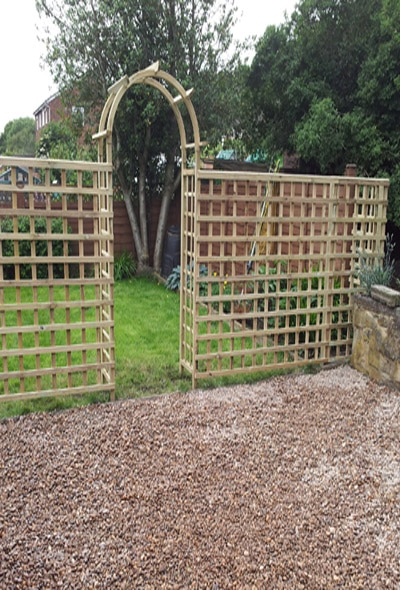 Residential Fencing & Landscaping In Bradford 7