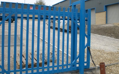 Gates & Security Additions Including Anticlimb Fences 6